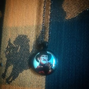 Freddy Krueger Necklace